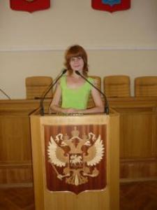 Екатерина Владимировна Попова