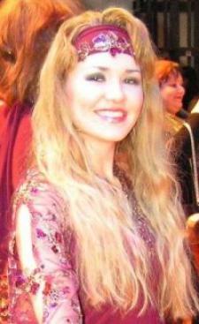 Анастасия Рафкатовна Ткаченко