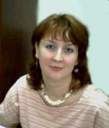Елена Владимировна Просвиркина