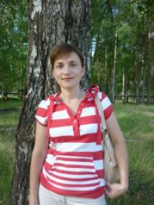 Татьяна Вячеславовна Берестова
