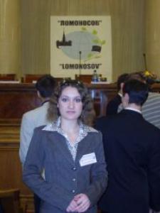 Ксения Викторовна Дьякова