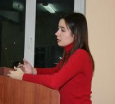 Екатерина Игоревна Шашлова