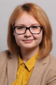 Анна Александровна Гладкова