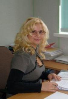 Оксана Николаевна Галюта