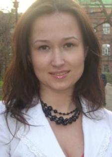 Елена Сергеевна Коновалова