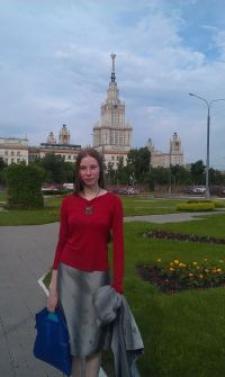 Евдокия Антоновна Нестерова
