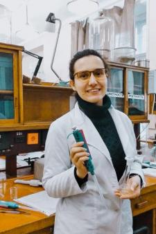 Наталья Олеговна Коршунова