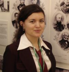 Аида Серекпаевна Табелинова