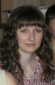 Ольга Константиновна Зотова