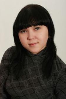 Зульфия Резвановна Одекова