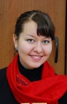 Альфия Ристемовна Хафизова