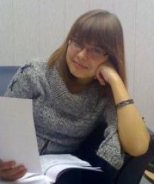 Алина Сергеевна Серафимова