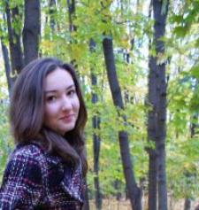 Ксения Алексеевна Слюняева