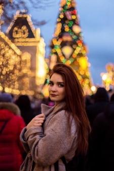 Анастасия Александровна Педанова