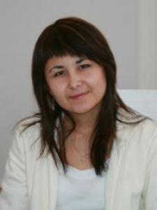 Айсылу Гарифулловна Атаева