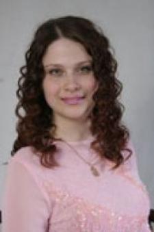 Ольга Сергеевна Мармилова