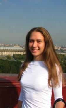 Анна Сергеевна Ястребова