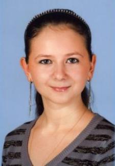 Екатерина Вадимовна Ломаченко