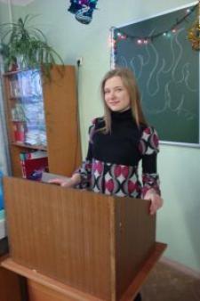 Мария Дмитриевна Фоменко