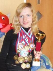 Евгения Александровна Чумакова