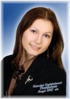 Лилия Маратовна Гулова