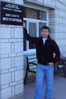 Павел Владимирович Сорокун