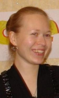 Елизавета Николаевна Огорельцева