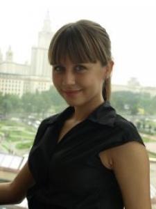Дарья Сергеевна Кравченко