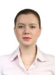 Анастасия Александровна Шекетера