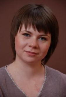 Евгения Сергеевна Горбенко