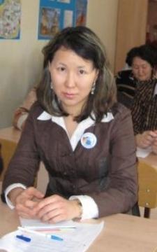 Оксана Васильевна Захарова
