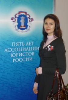 Роза Есеновна Петрова (Сейдеметова)