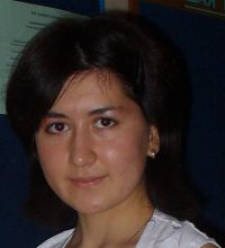 Светлана Маратовна Степанова