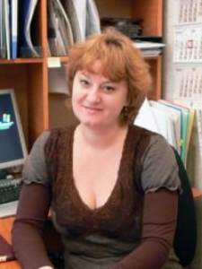 Елена Александровна Тропинова