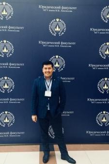 Аян Толеубекулы Толеубеков
