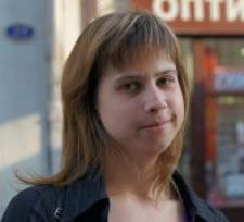 Анастасия Михайловна Занадворова