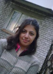 Элина Владиславовна Саркисова