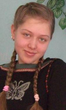Елизавета Андреевна Алёшина