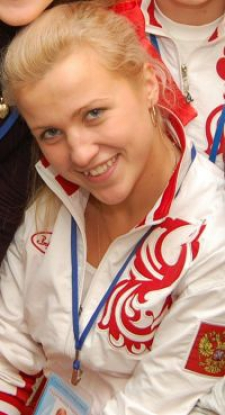 Ирина Михайловна Курочкина