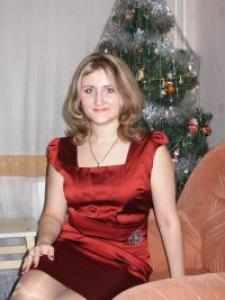 Ольга Михайловна Ворожищева