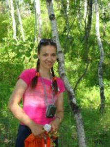 Анна Геннадьевна Давыдова