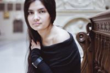 Кристина Зияевна Хуцишвили