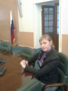 Юлия Владимировна Каргаполова