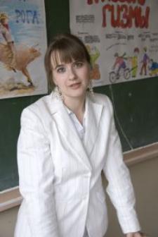 Кристина Александровна Выборнова