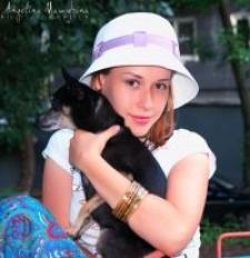 Ангелина Александровна Мамыкина