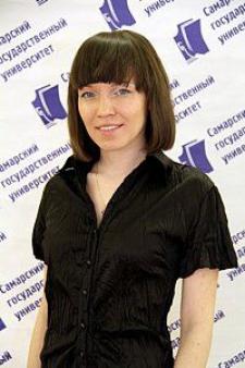 Мария Юрьевна Спиридонова