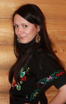 Дарья Вячеславовна Шпаркая