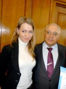 Алина Юрьевна Токмакова