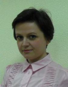 Евгения Валерьевна Храмова
