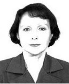 Надия Рафхидовна Исхакова